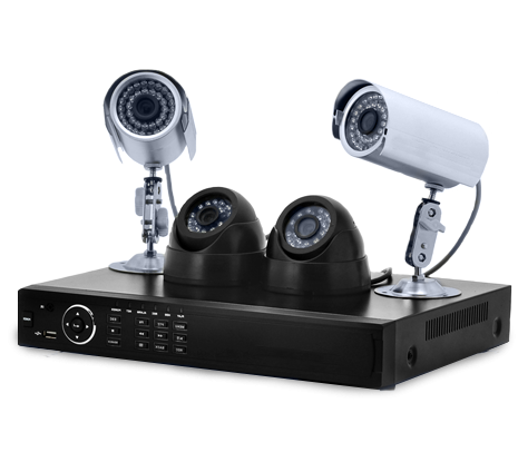 Видеонаблюдение и охрана объекта
